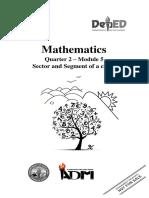 Math 10 Q 2 Module 5