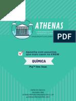 Apostila Química _ Aulão _ ATHENAS