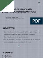 EPIDEMIOLOGÍA UNIDAD 6