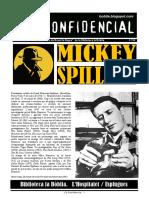 LH 132 Mickey Spillane