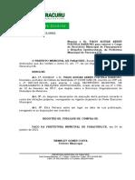 Port. 21- Nomeação Tiago Aguiar Abreu