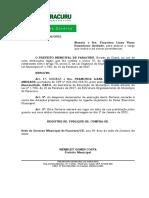 Port. 26 - Nomeação Fca. Liana Viana D. Andrade
