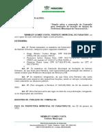 Port. 45-A- Nomeia Comissao de Avaliação de Imóveis