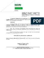 Port. 68 - Designar Liquidante- Antenor Luzardo Gomes