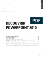 Cours Power Ponit 2010
