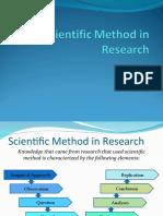 02_Scientific Method in Research