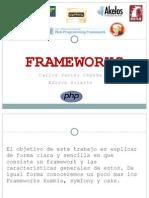 Introduccion Frameworks