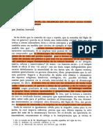 """Iturralde, Josefina (1983), """"La mujer, el honor, el silencio en No hay cosa como callar de P. Calderón"""""""