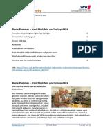 Kochen Mit Martina Und Moritz Rezept Pommes 100