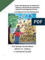 Apunte Con Glosario Investigacion-Accion Participativa