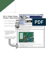 Cluster 1 Online Guide