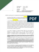 PDF Modelo de Escrito de Impulso Procesaldocx