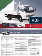 Camion DF 712B