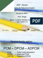 PCM Adaptativo