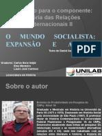 O Mundo socialista - apresentação