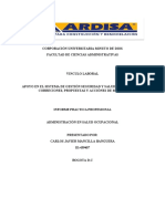 INFORME DE PRACTICAS ARDISA