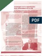 cultura organizacional CFE