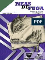 Líneas de Fuga. Edición Especial 2020