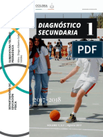 DIAGNÓSTICO SECUNDARIA PRIMERO