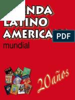 Antologia1992-2011AgendaLatinoamericana 20 AÑOS