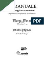 Libro Tecnico Nastri Radianti