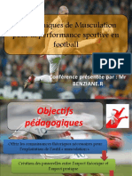Techniques de Musculation en Football