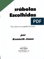 Curso Alfa e Omega-parábolas Escolhidas-13 Lições Em No Evangelho de Lucas