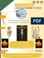 2. Dia Martes (Tema - Jesús Es Mi Salvador y Vive Junto a Mi)