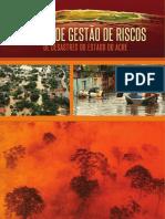 Plano Gestao de Riscos de Desastres Ambientais