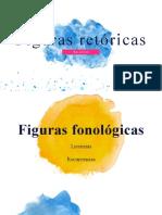 COMENTARIO_FIGURAS RETÓRICAS