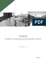 Catalogo Acorus