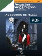 Au Secours de Malea N9-11