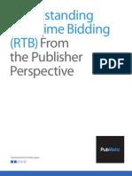 PubMatic RTB Whitepaper