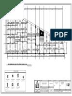 Estructuras - Encofrado Techo 2 Nivel