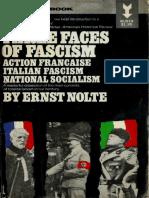 Ernst Nolte - Three Faces of Fascism (1969) - Libgen.lc