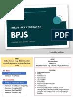 Materi + Soal BPJS