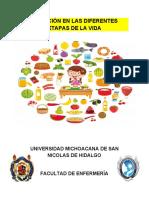 Nutricion en Las Diferentes Etapas de La Vida Lg