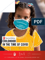 2021 US Childhood Report - Save the Children