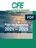 Plan de Negocios CFE 2021