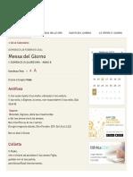 domenica 28 Febbraio 2021 sito ufficiale della CEI - Chiesacattolica.it