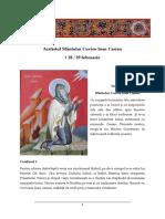 Acatistul Sfântului Cuvios Ioan Casian