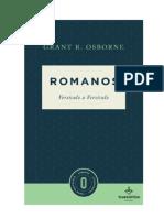 4º ROMANOS - Grant Osborne