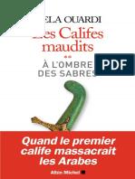 Ouardi Hela - Les Califes Maudits - Tome 2 a Lombre Des Sabres