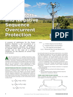 White Paper - Broken Conductors and Negative Sequence Overcurrent Protection
