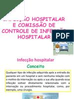 Aula Infecção Hospitalar Fernanda Set 2017