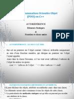 POO en C++ Cours 6