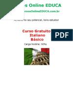 [Cliqueapostilas.com.Br] Apostila de Italiano 60