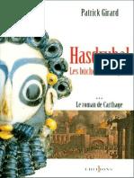 Girard, Patrick – [Carthage 3-3] Hasdrubal Les Bûchers de Mégara