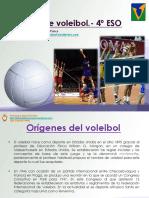 Apuntes Voleibol 4ºESO-BACH