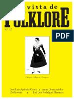 Revista de Folklore 175